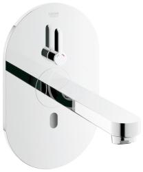 GROHE - Eurosmart Cosmopolitan E Bluetooth Elektronická umývadlová batéria, chróm (36412000)