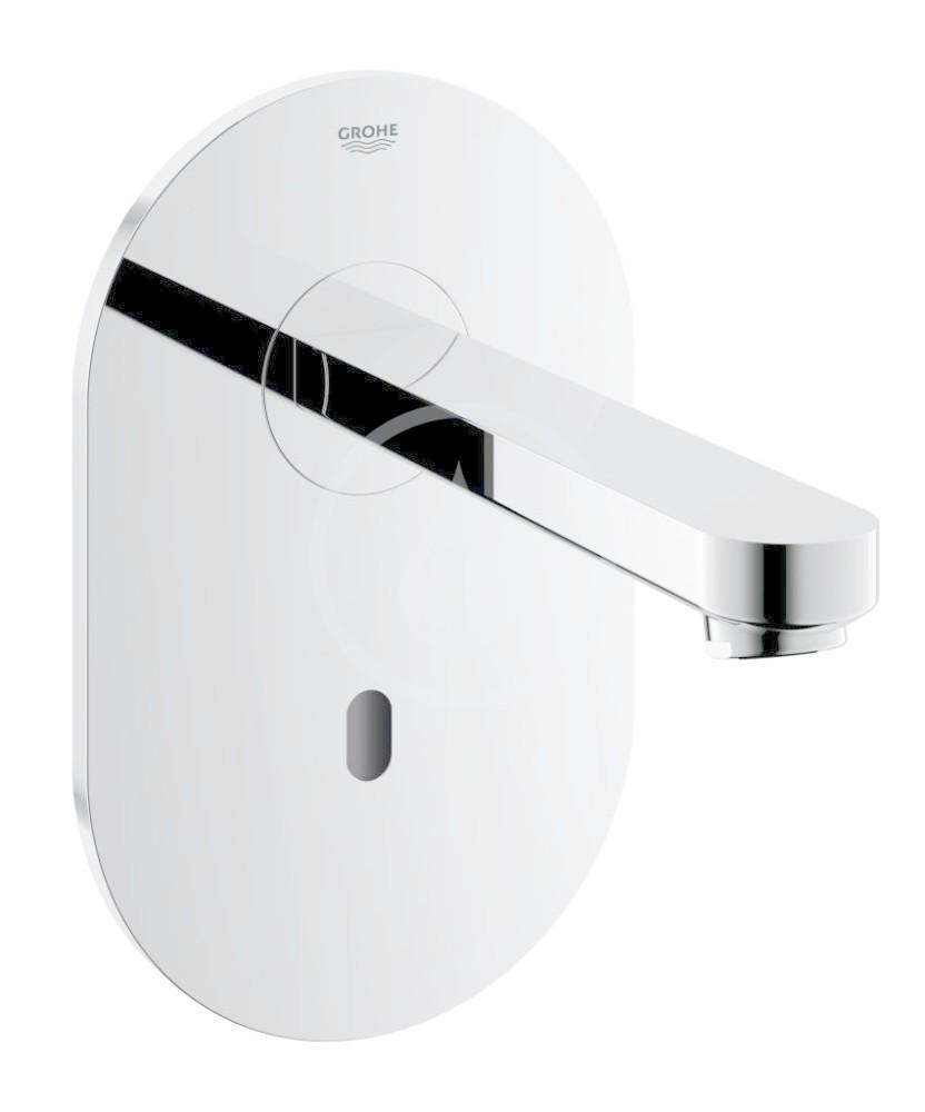 GROHE - Eurosmart Cosmopolitan E Bluetooth Elektronická umývadlová batéria, chróm 36410000