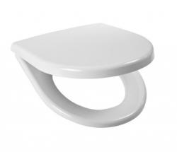 LAUFEN Rámový podomietkový modul CW1 SET s bielym tlačidlom + WC JIKA TIGO + SEDADLO duraplastu (H8946600000001BI TI3), fotografie 12/12