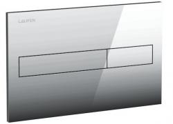 LAUFEN Podomít. systém LIS TW1 SET s chrómovým tlačidlom + WC JIKA TIGO + SEDADLO duraplastu (H8946630000001CR TI3), fotografie 24/12