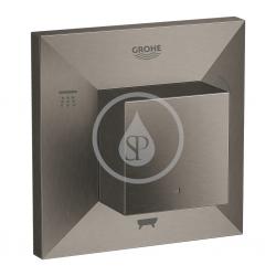 GROHE - Allure Brilliant Päťcestný ventil, kefovaný Hard Graphite (19798AL0)
