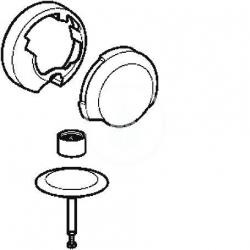 HANSA - Fill Súprava na konečnú montáž, chróm (05199000), fotografie 2/1