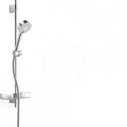 HANSA - Basicjet Sprchová súprava s nástennou tyčou 720 mm, chróm (44780133)