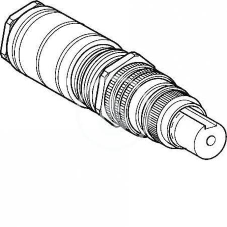 HANSA - Náhradní díly Termostatická kartuša s uzatváraním (59912843)