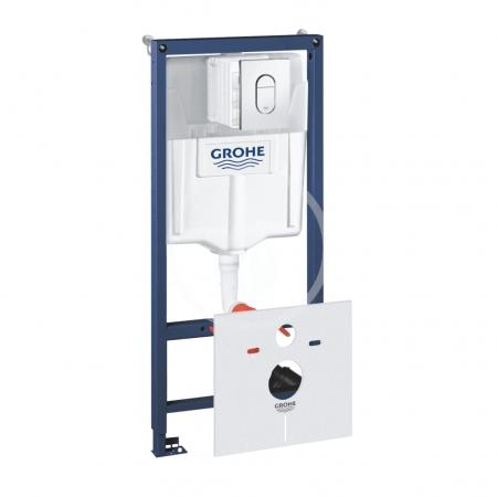GROHE - Rapid SL Rapid SL súprava 4 v 1 na WC, chróm (38929000)