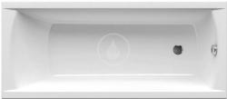 RAVAK - Classic Obdĺžniková vaňa 120, 700 mmx1200 mm, biela (snowwhite) (C861000000)
