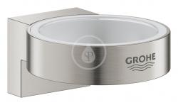 GROHE - Selection Držiak pohára/mydlovničky, supersteel (41027DC0)
