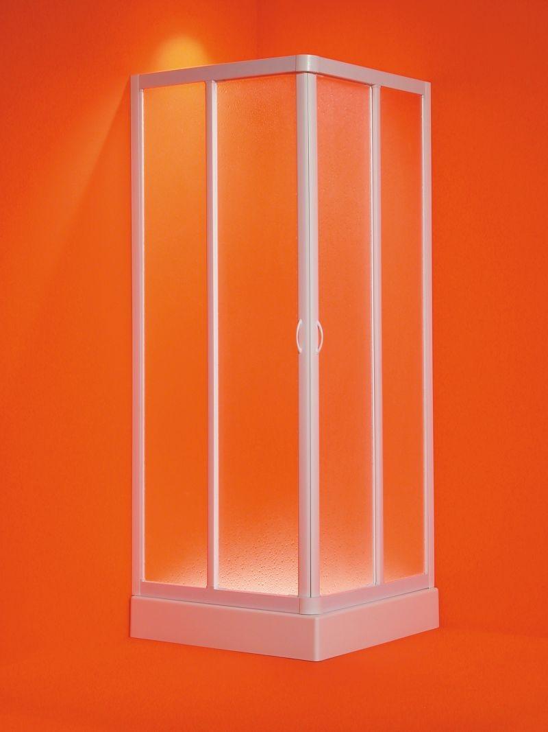 HOPA - Štvorcový sprchovací kút ANGOLO - Rozmer A - 70 cm, Rozmer B - 70 cm OLBVEL70EX