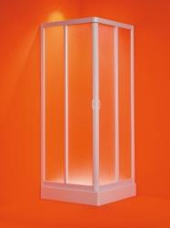 HOPA - Čtvercový sprchový kout ANGOLO - Šíře - 80 cm, Hloubka - 80 cm (OLBVEL80EX)