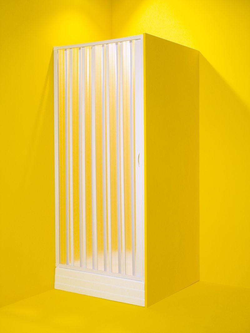 HOPA - Sprchové dveře MARTE - Barva rámu zástěny - Plast bílý, Provedení - Univerzální, Šíře - 100 cm (OLBMAR10)