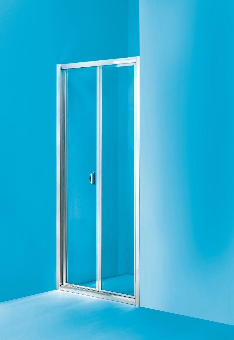 HOPA - Sprchové dvere ZAMORA - Rozmer A - 80 cm OLBZAMO80CC