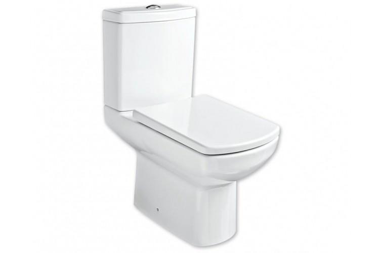 HOPA - Kombi WC NERO - WC sedátko - Bez sedátka (OLKGNE04KLZ00)