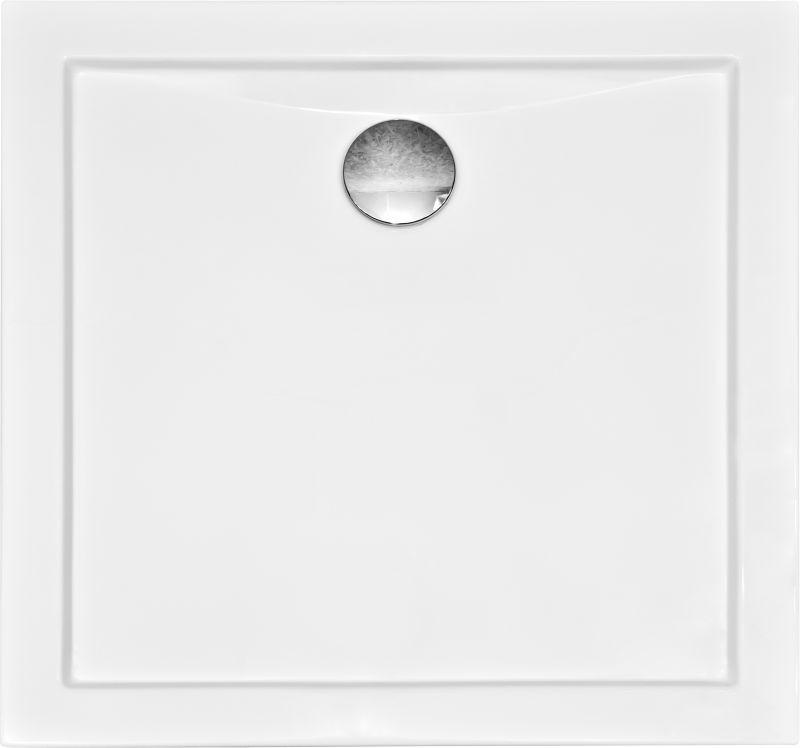 HOPA - Čtvercová sprchová vanička AQUARIUS - Hloubka - 90 cm, Provedení - Univerzální, Šíře - 90 cm (OLBVANACAQU90)