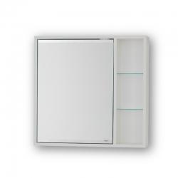 HOPA - Horní závěsná zrcadlová skříňka SÉVIS - Rozměry skříněk - 50 x 58,5 x 14 cm (OLNSEV50)