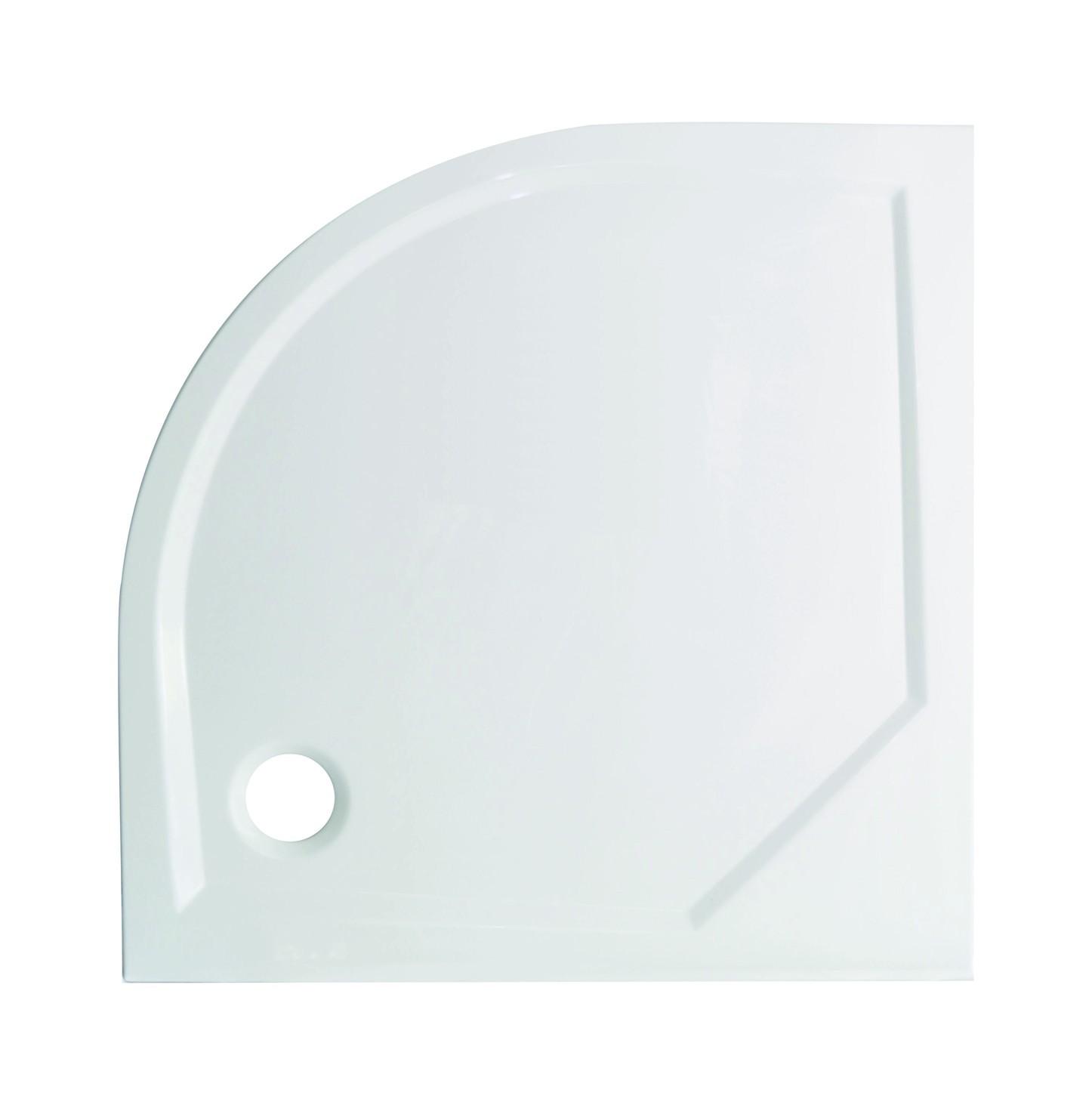 HOPA - Vanička z litého mramoru SOFIA NEW - Hloubka - 90 cm, Provedení - Univerzální, Šíře - 90 cm, Výška - 30 cm (VANKSOF90NNEW)