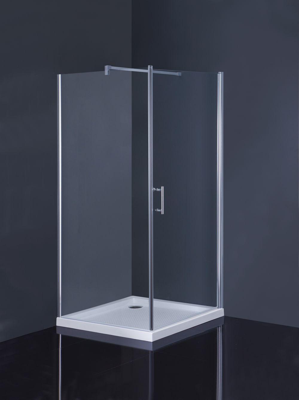 HOPA HOPA - Čtvercový sprchový set OSUNA + AQUARIUS (OLBOSU90CC)