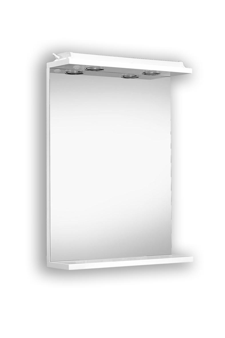 HOPA - Zrcadlo LU-45, 55 - Nábytek - LU - Zrcadlo s osvětlením LU-55 (OLNLU55)