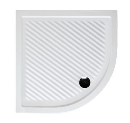 HOPA - Keramická čtvrtkruhová sprchová vanička FERDY (VANKEFE90)