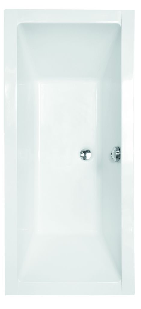 HOPA - Obdĺžniková vaňa QUADRO - Nožičky k vani - S nožičkami, Rozmer vane - 175 × 80 cm (VANQAUD175 + OLVPINOZ)