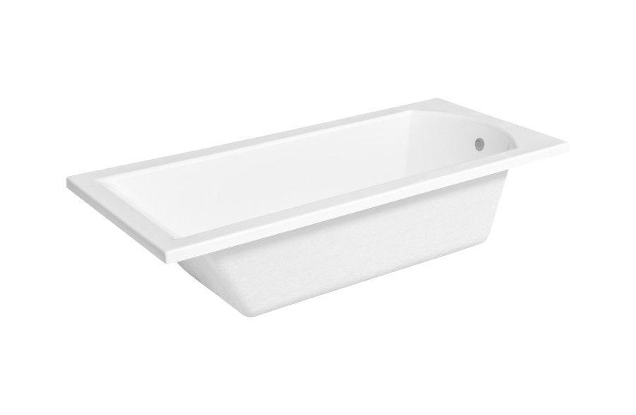 HOPA - Obdĺžniková vaňa SHEA - Nožičky k vani - Bez nožičiek, Rozmer vane - 170 × 70 cm (VANSHEA170)