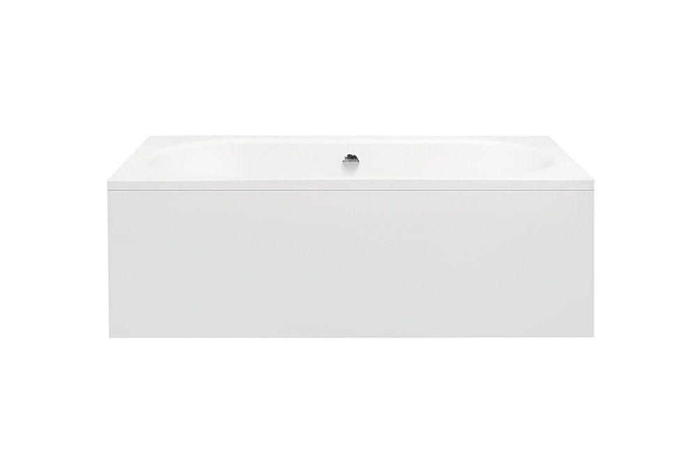 HOPA - Obdĺžniková vaňa VITAE - Nožičky k vani - S nožičkami, Rozmer vane - 170 × 75 cm (VANVITAE170 + OLVPINOZ)