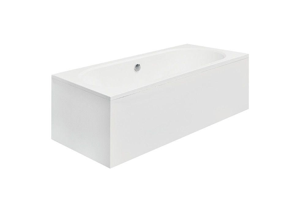 HOPA - Obdĺžniková vaňa VITAE - Nožičky k vani - Bez nožičiek, Rozmer vane - 180 × 80 cm (VANVITAE180)