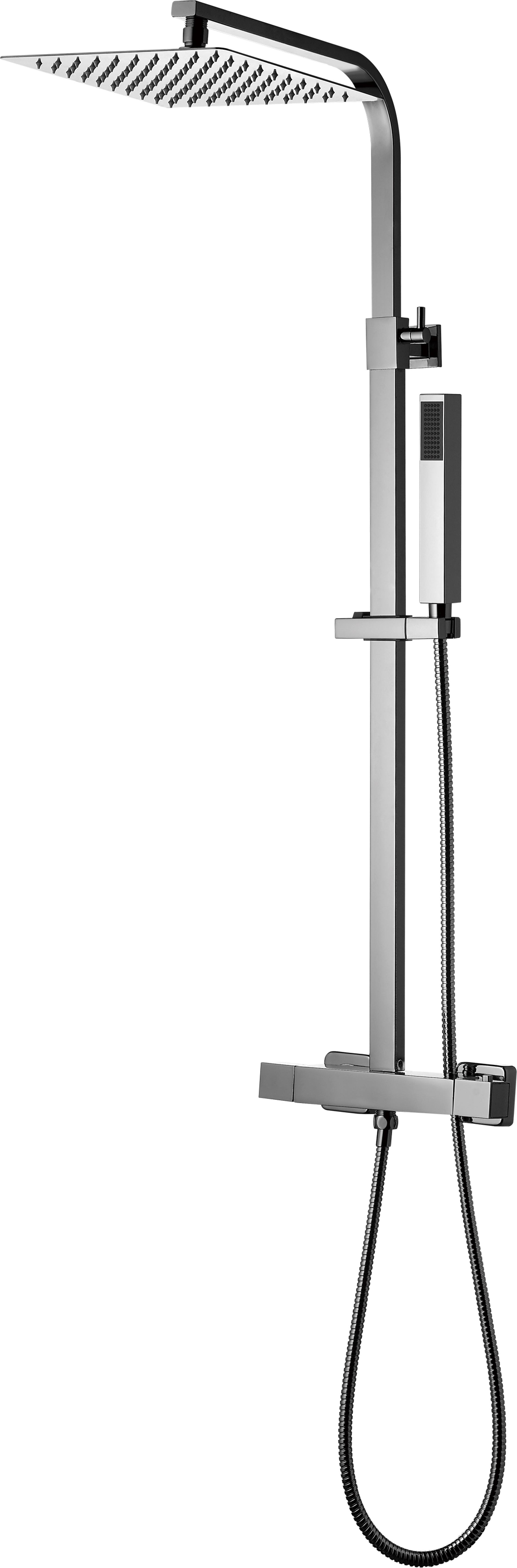 HOPA - Termostatický nástěnný set PONTOS 250 BAPG22092
