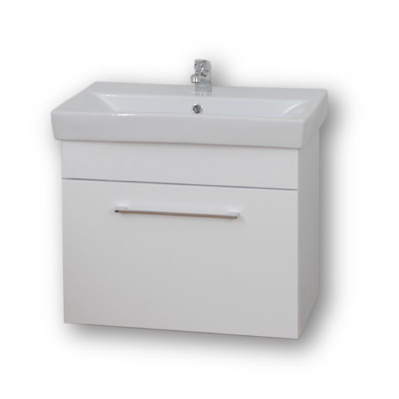 HOPA - FUN 60 + keramické umývadlo OLNFUN60B + OLKFUN60