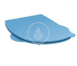 IDEAL STANDARD - Contour 21 WC sedadlo detské 7 – 11 rokov (S3128 a S3126), modrá (S453636)