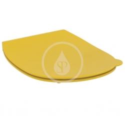 IDEAL STANDARD - Contour 21 WC doska detská, žltá (S453679)