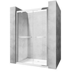 REA - Sprchové dvere Move 140 (REA-K7417)