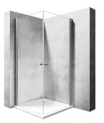 REA - Sprchovací kút Easy Space N2 80x80 (REA-K5413)
