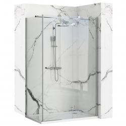 REA - Sprchový kút Morgan 80x100 transparentné (REA-K7401)