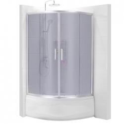 REA - Sprchový kút Costa 90x90 + vanička (REA-K8903)