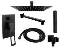REA - Podomietková sprchová batéria Soho čierna (REA-P5632)