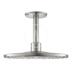 GROHE - Rainshower SmartActive Hlavová sprcha 310, sprchové rameno 142 mm, 2 prúdy, supersteel (26477DC0)
