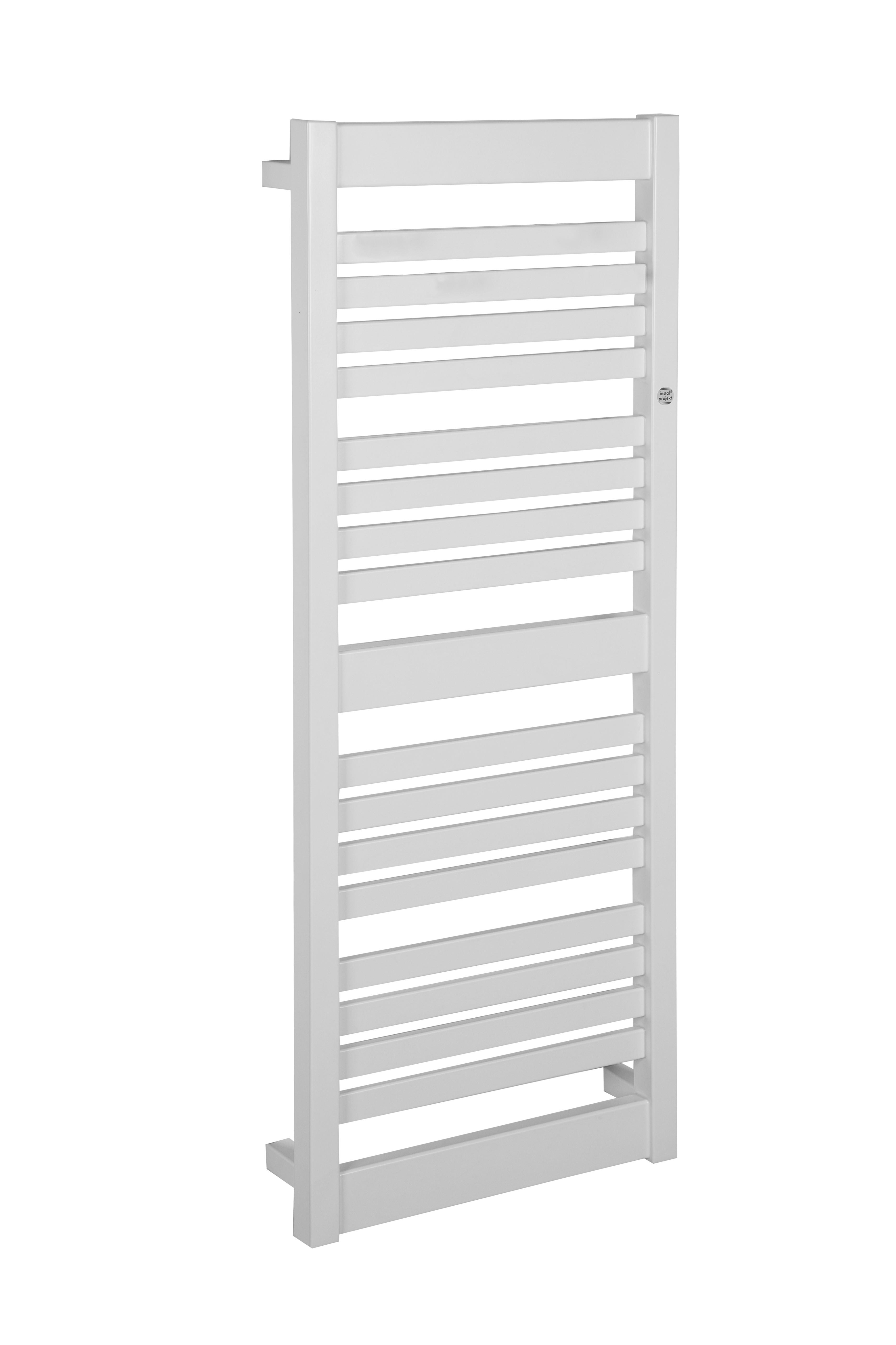 HOPA HOPA - Koupelnový radiátor FRAME SLIM - Radiátory - Barevné provedení HL - Bílá, Rozměr radiátoru HL - 400 × 1078 mm, výkon 418 W (RADFRAS401134)