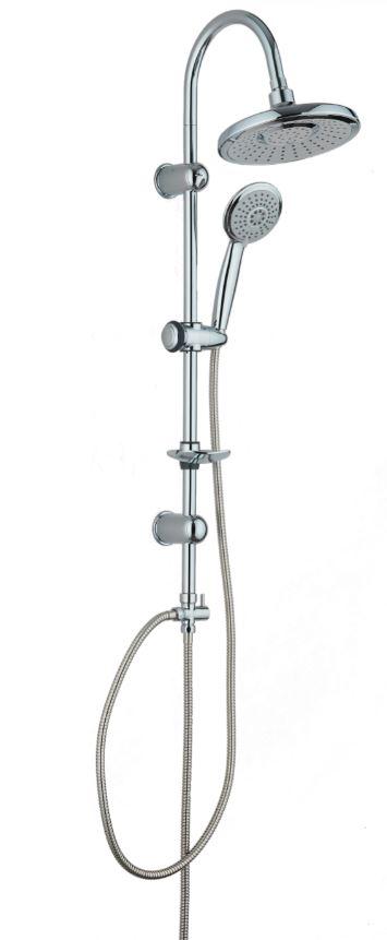 Eisl / Schuette Eisl / Schuette - Sprchový set vrátane batérie s rozstupom 150 mm-letný dážď DX1005CS A106000 / Claudio150