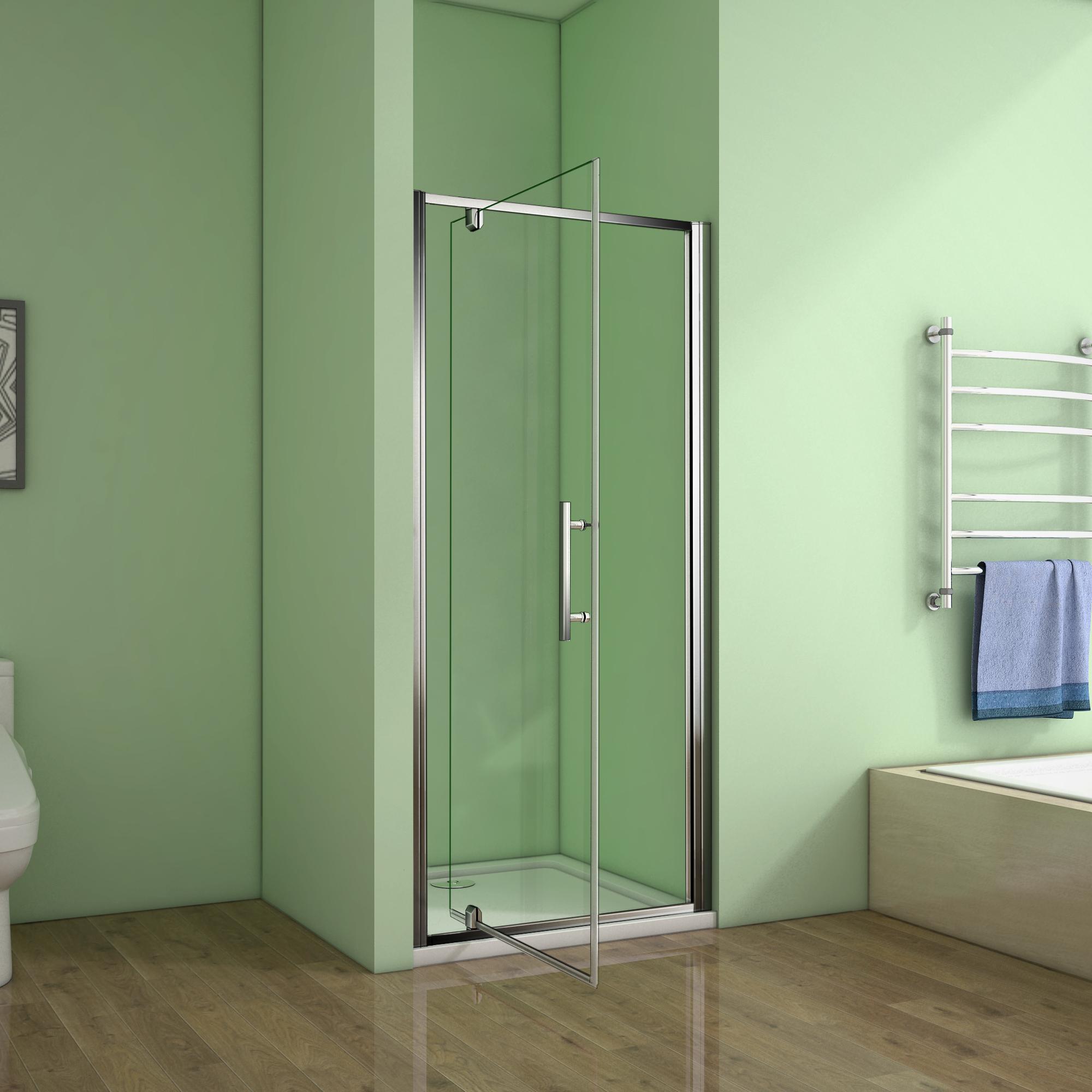 STACATO - FLEUR LINE otočné sprchové dveře 1000mm (SF410)