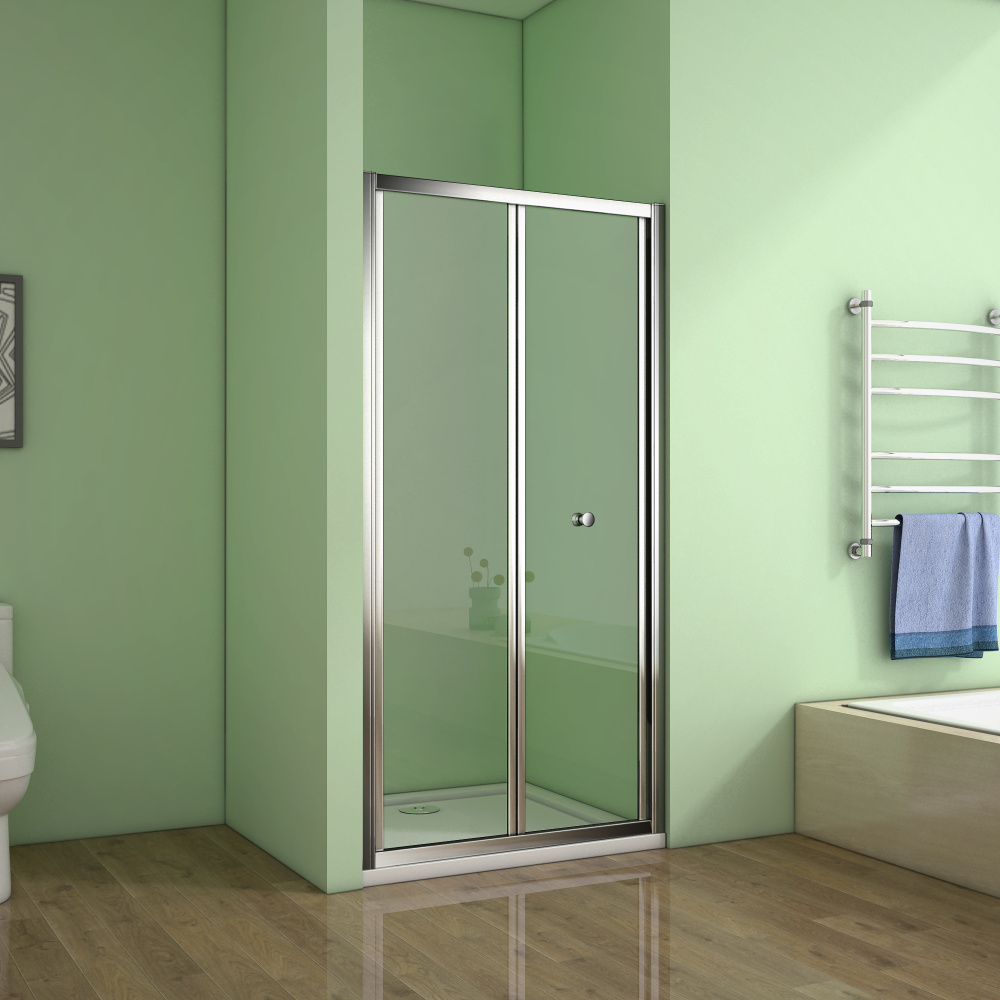 STACATO - FLEUR LINE skládací sprchové dveře 1000mm (SF710)