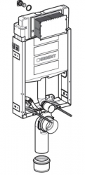 GEBERIT KOMBIFIX ECO, nádržka UP 320 bez ovládacej dosky + WC JIKA PURE + SEDADLO duraplast (110.302.00.5 PU1), fotografie 4/16