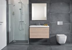 JOMO modul pre zamurovanie bez sedátka + WC JIKA PURE + SEDADLO duraplast (164-14600479-00 PU1), fotografie 16/14