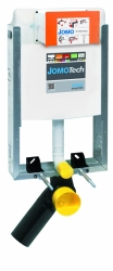 JOMO modul pre zamurovanie bez sedátka + WC JIKA PURE + SEDADLO duraplast (164-14600479-00 PU1), fotografie 24/14