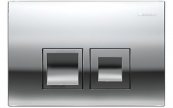GEBERIT DuofixBasic s chrómovým tlačidlom DELTA50 + WC JIKA PURE + SEDADLO duraplast (458.103.00.1 50CR PU1), fotografie 22/16