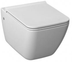 LAUFEN Rámový podomietkový modul CW1 SET s bielym tlačidlom + WC JIKA PURE + SEDADLO duraplast (H8946600000001BI PU1), fotografie 30/15