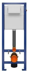 CERSANIT nádržka AQUA 02 bez tlačidla + WC JIKA PURE + SEDADLO duraplast (S97-063 PU1), fotografie 24/14