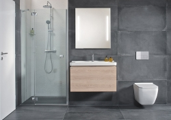 VIEGA Presvista modul PURE pre WC vrátane tlačidla Style 20 bielej + WC JIKA PURE + SEDADLO duraplast (V771928 STYLE20BI PU1), fotografie 14/18