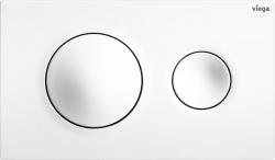 VIEGA Presvista modul PURE pre WC vrátane tlačidla Style 20 bielej + WC JIKA PURE + SEDADLO duraplast (V771928 STYLE20BI PU1), fotografie 16/18