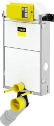 VIEGA Presvista modul PURE pre WC vrátane tlačidla Style 20 bielej + WC JIKA PURE + SEDADLO duraplast (V771928 STYLE20BI PU1), fotografie 18/18