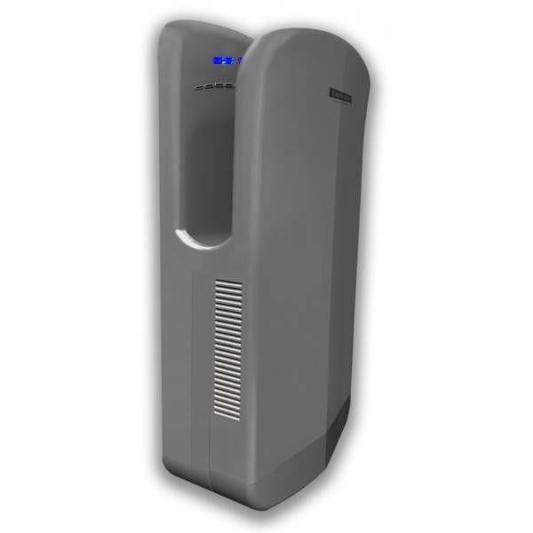 HOPA - EMPIRE X DRY AUTOMATIC tryskový sušič ABS plast, strieborný (CATA9854)